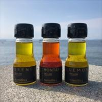 オリーブオイル 3種 詰め合わせ 〔BREND・HONTAKA・LEMON×各35ml〕 油 調味料 香川 namiliva