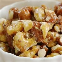 黒糖キャラメルナッツ 4袋 〔230g×4〕 キャラメルナッツ 和菓子 鹿児島 永久屋