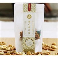 金の木の実 ミックスナッツ 4袋 〔65g×4〕 ナッツ 和菓子 鹿児島 永久屋