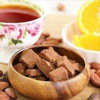 チョコ黒糖 たんかん 5個 セット 〔55g×5〕 トリュフ 洋菓子 鹿児島 永久屋