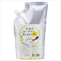 リセ レモン味 〔500g×3〕 お米のヨーグルト 発酵食品 滋賀 ヤサカ アレルノン食品