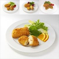北海道コロッケ 4種 食べ比べセット 〔かにクリームコロッケ ほか全4種×各3〕 コロッケ 惣菜 オホーツク FOOD Lab