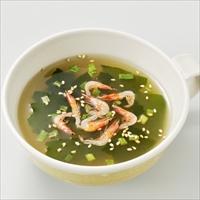和風スープ 桜えび・わかめ 15袋 〔5.2g×15〕 スープ 惣菜 北海道 北海大和
