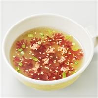 和風スープ 紀州梅・海藻 15袋 〔5.2g×15〕 スープ 惣菜 北海道 北海大和