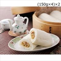 餃子ドッグ 2袋 〔(150g×4)×2〕 点心 惣菜 栃木 フタバ食品