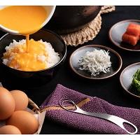 ときここち 〔長さ14×高さ2×奥行3cm〕 卵かけごはん専用カトラリー キッチン用品 日本製 Soji