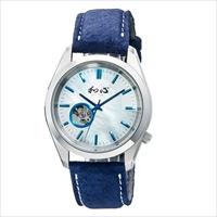 和心 東京豚革 機械式 日本製腕時計 シェル 〔全長(腕回り)約26cm・ベルト幅2.2cm〕 腕時計