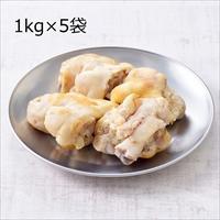 4分割やわらか豚足 〔1kg×5〕 豚足 豚肉 国産